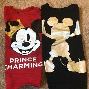 Gab Disney boys shirts 5T
